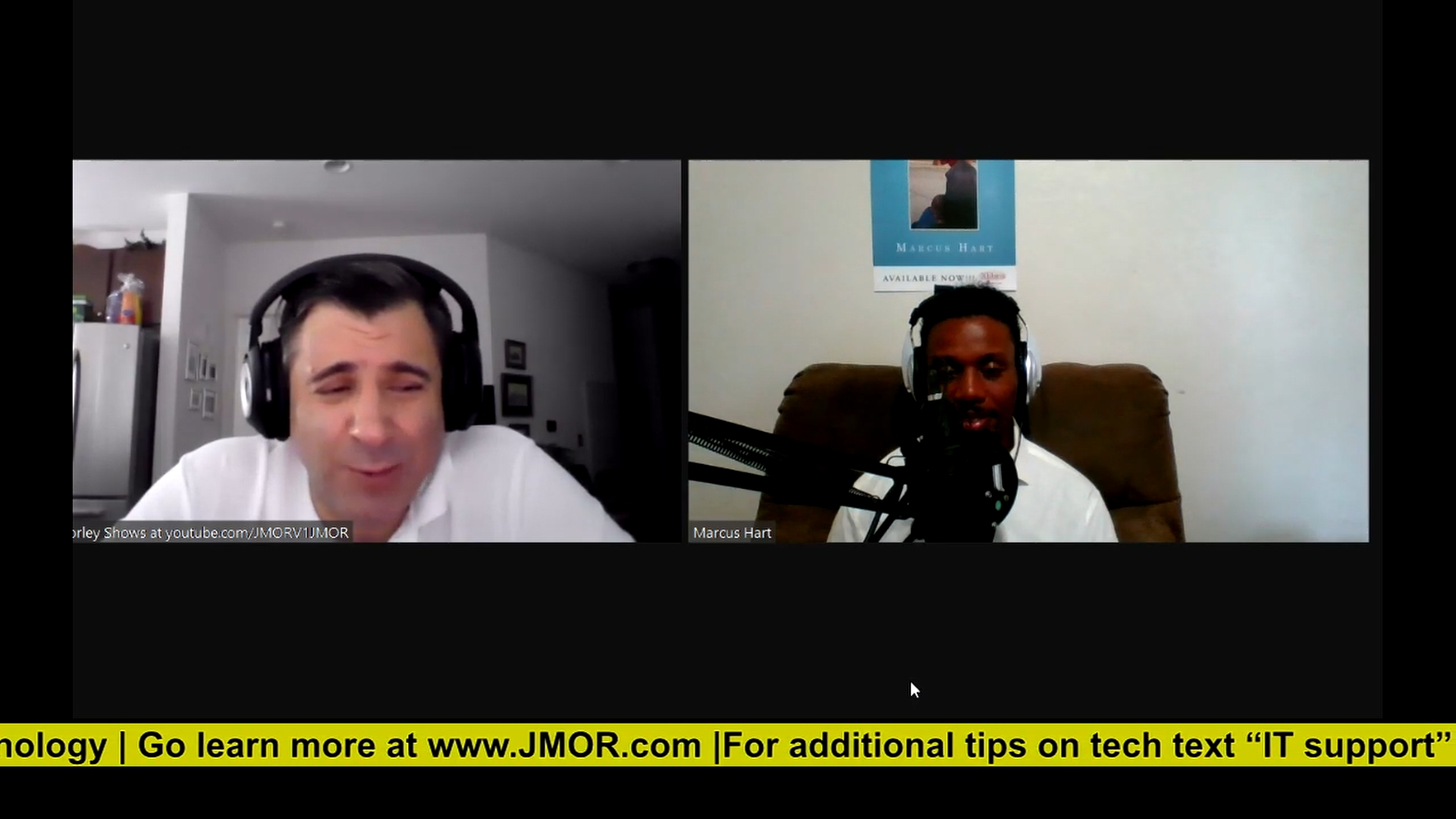 JMOR Tech Talk Show 2020 E6: Flying Cars are Coming, HBO Max, Protecting Identity