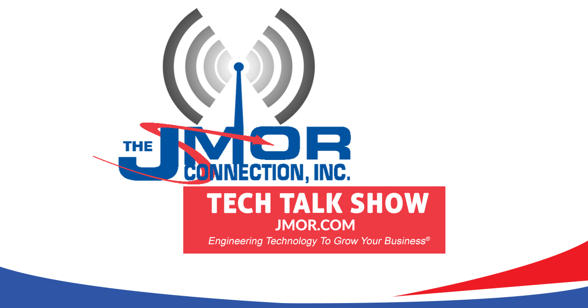 JMOR Tech Talk Show 2020 E2:  Tik Tock Copying User Data & Microsoft Stores are Closing